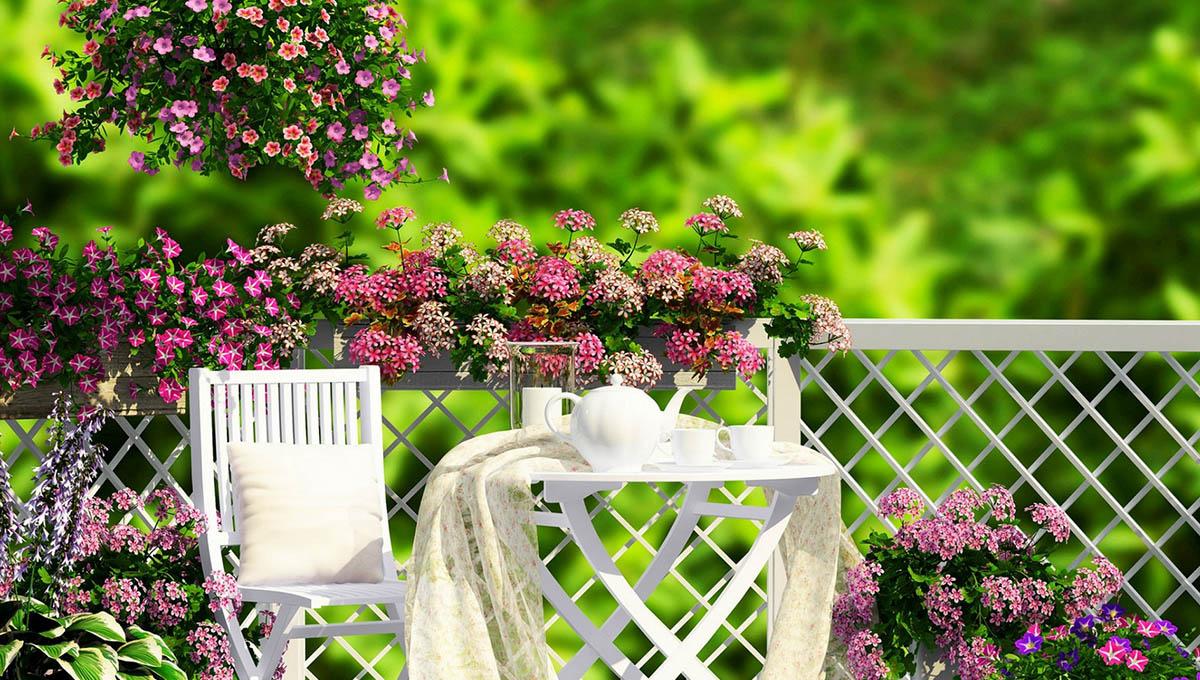 Çay ve Kahve Bahçeleri Peyzaj Uygulama