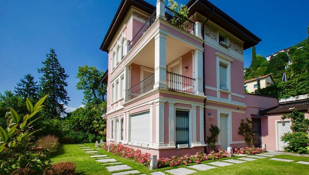 Villa Müstakil Ev Bahçeleri Peyzaj Uygulama